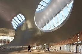 mercedes benz museum atrium mercedes benz museum architect magazine unstudio stuttgart