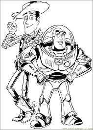 toy story free movie coloring