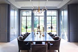 formal dining room ideas brown finishing teak solids