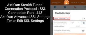 setting anonytun pro dengan kuota fb dan bbm 2 cara mengubah kuota fb bbm telkomsel jadi kuota flash