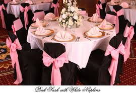black and white chair covers the diamond ballroom chair covers black