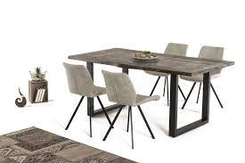 Esstisch Queens Tisch Esszimmer Akazie Esstisch Maryland Akazie Verwittert Von Massiv Direkt Möbel Letz