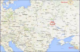 Map Of Eastern Europe And Russia by Russia Is Winning The Battle For Ukraine