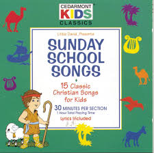 cedarmont sunday school songs