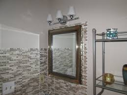 Mirrored Backsplash In Kitchen Interior Design Elegant Peel And Stick Backsplash For Exciting