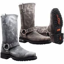 zipper boots s 1442 sbk 1442 sbr rid tecs washed s 13 zipper harness