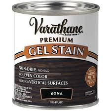 how much gel stain do i need for kitchen cabinets varathane premium interior base gel stain 1 qt at
