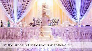 Wedding Decorators Wedding Decor Toronto Trade Sensation Events