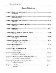 grade 1 math problems prufrock press primary grade challenge math