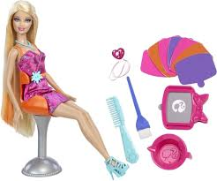 barbie color stylin doll color stylin doll shop for barbie