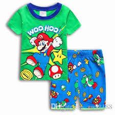 children s summer pyjamas clothing sets boys