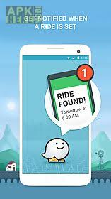 waze apk waze rider get a ride for android free at apk here