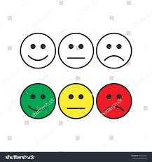 champagne emoticon smiley emoticons positive neutral negative black stock vector