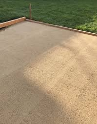 Diy Patio With Pavers How To Install A Custom Paver Patio Room For Tuesday Blog