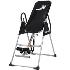 inversion table for neck pain bestchoiceproducts rakuten inversion table pro deluxe fitness