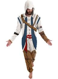 Jason Halloween Costume Party Connor Piece Costume Assassin U0027s Creed Party