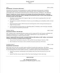 Sales And Marketing Resume Examples by Free Resume Samples For Sales Job