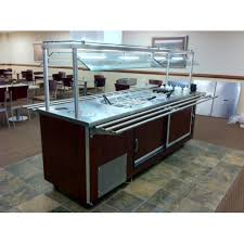 Restaurant Buffet Table by Universal Coolers Rbt5sc 4 Well Refrigerated Buffet Table Cold