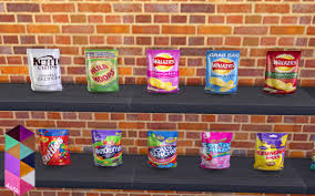 a3ru various drug clutter sims 4 downloads my sims 4 blog candy and chips clutter set by simmingwithabbi