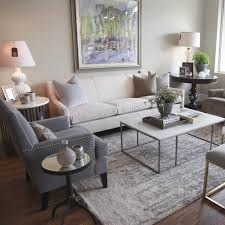 wonderland by alice lane white and gray living room vignette