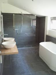 slate bathroom ideas 40 grey slate bathroom floor tiles ideas and pictures master