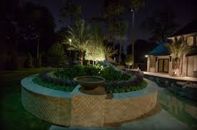 Landscaping Conroe Tx by Landscape Lighting Gallery 2017 Woodlands Water Works