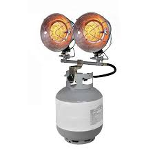 propane heater with fan dyna glo 30 000 lp propane tank top garage space heater tt30cdgp