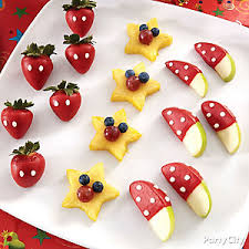 fruit treats mickey s a and so are these fruit treats mickey mouse