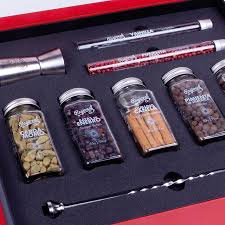 gin and tonic botanicals box by pure spain notonthehighstreet com