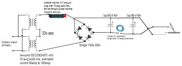 homemade tig welder schematic tech stuff tig schematics and