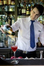 a thanksgiving cocktail fearrington