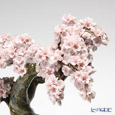 le noble lladro blossoming tree 08361