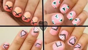 experimental beauty diy nail art stencils make nail art stencils