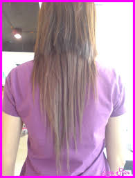 back views of long layer styles for medium length hair long haircut with layers back view livesstar com