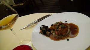 sautoir cuisine ris de veau au sautoir picture of au crocodile strasbourg