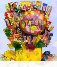 thank you gift basket candy bouquets chocolate gifts gift baskets more at