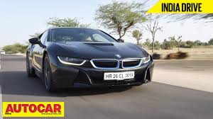Bmw I8 Features - bmw i8 india drive video review autocar india youtube