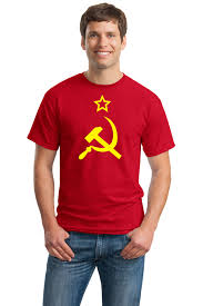 Sickle Russian Flag Ussr Hammer U0026 Sickle Flag Unisex T Shirt Soviet Union