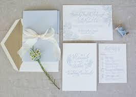 light blue wedding invitations powder blue wedding invitations hannah seths illustrated summer