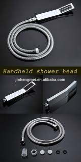 rain shower head system luxury modern shower bathroom accessories led rain shower head set