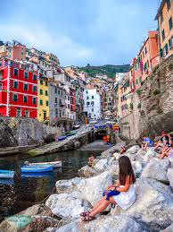 Map Of Cinque Terre Italy by 22 Day Itinerary To South Of France Cinque Terre And Sicily Lte