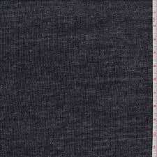 sweater fabric black grey sweater knit 29064 fashion fabrics