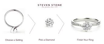 build engagement ring awesome create your own engagement ring 96 in best design interior