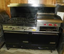 6 burner with griddle pete u0027s restaurant equipment