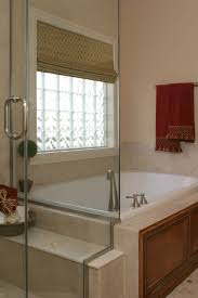 Glass Block Designs For Bathrooms by Vinyl Framed Glass Block Window For Bathrooms Kitchens Garage