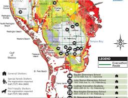 Where Is Palm Harbor Florida On The Map by Pinellas Issues Hurricane Irma Evacuation Orders Story Fox 13