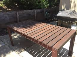 patio table icebox top remodelaholic building plans with built in
