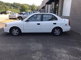 2002 hyundai accent sedan 2002 hyundai accent gl 4dr sedan in westchester county ny