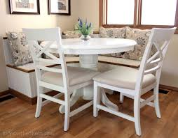 simple bench seating kitchen nook good home design luxury with