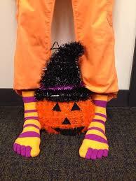 socks stripes toe socks cool socks halloween funny halloween
